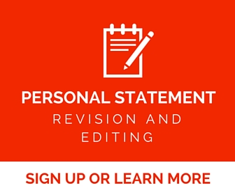 Physician Assistant Personal Statement Editing and Review Service