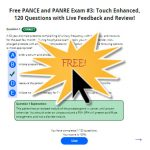 Free PANRE and PANCE Practice Tests and Exam Questions