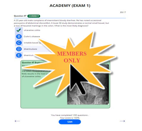 Free Online PANCE and PANRE Practice Exam | The Physician