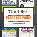 Four Best PANCE and PANRE REview Books 300x