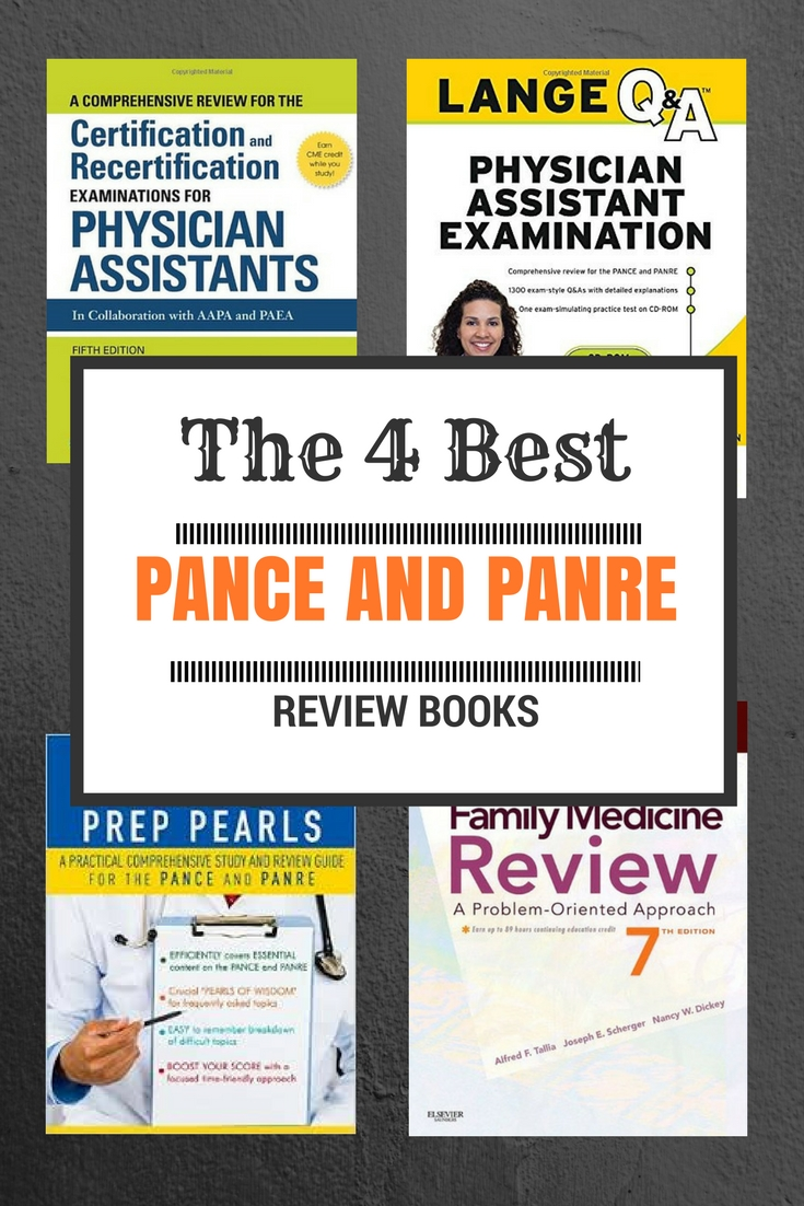 The 4 Best PANCE and PANRE Study Guides and Review Books | The ...