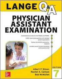 Lange Q and A Physician Assistant Examination PANCE and PANRE Review