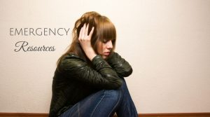 Emergency Resources for Teenagers Family and Patients