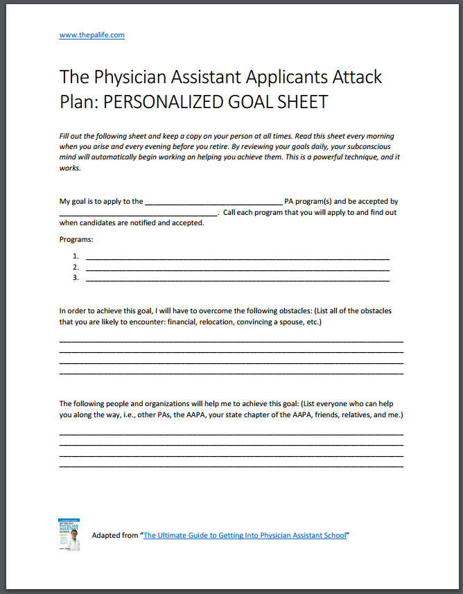 pa programs and be accepted by - Physician Assistant Interview Questions For Physician Assistants With Answers