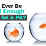 Stop Making Comparisons on Your Road to Becoming a Physician Assistant