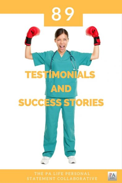 The Physician Assistant Life Essay Collaborative Help Testimonials and Success Stories
