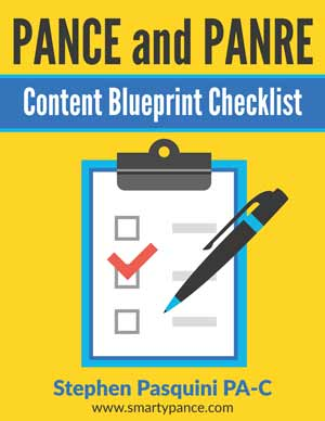 The pance and panre content blueprint checklist study guide your blueprint to success starts here malvernweather Gallery