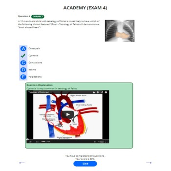 PANCE AND PANRE ACADEMY EXAM 4