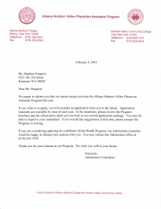Pa rejection letter 1 altavistaventures Images