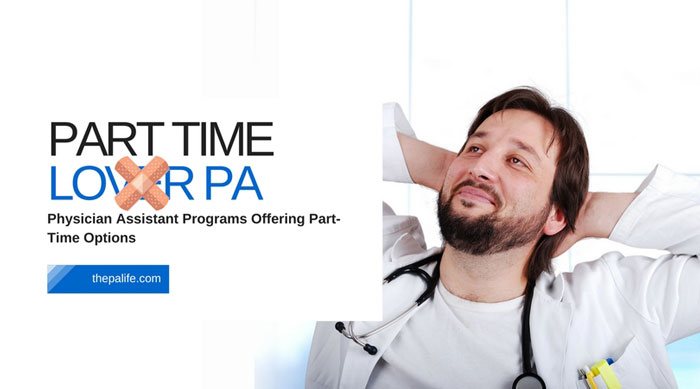 physician assistant programs offering part