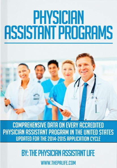 Physician Assistant Programs In Pa >> The Physician Assistant School And Program Directory Ebook The