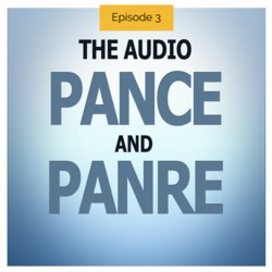 Episode 3 The Audio PANCE and PANRE - The Physician Assistant Life