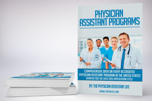 Physician Assistant Programs eBook