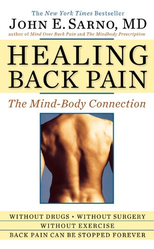 Healing Back Pain Books For Medical Providers