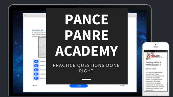 the pance and panre exam academy