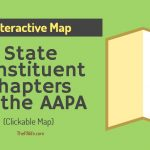 Interactive Map of State Constituent Chapters of the AAPA