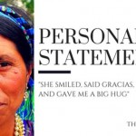 "PA Personal Statement Workshop: Essay 3, ""She Smiled, Said ""Gracias!"" and Gave me a Big Hug"""
