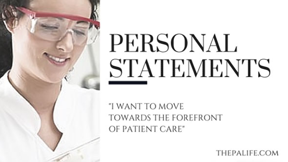 The PA Personal Statement Workshop: Sample Essay 2 | The Physician ...