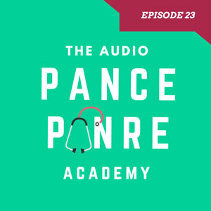 EPISODE 23 THE AUDIO PANCE AND PANRE PODCAST