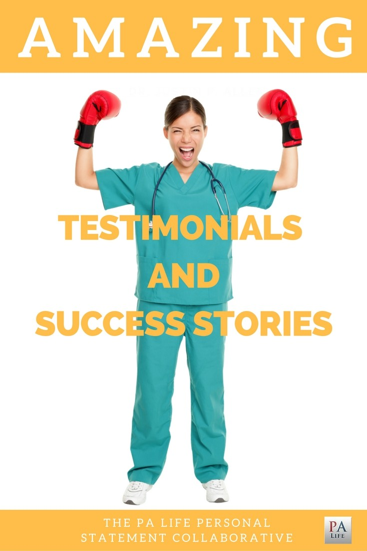 Writing Your Physician Assistant (PA) Personal Statement [Plus Sample Essay]   Accepted