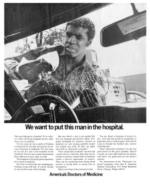 Advertisement from the July 30, 1971 Issue of Life Magazine.