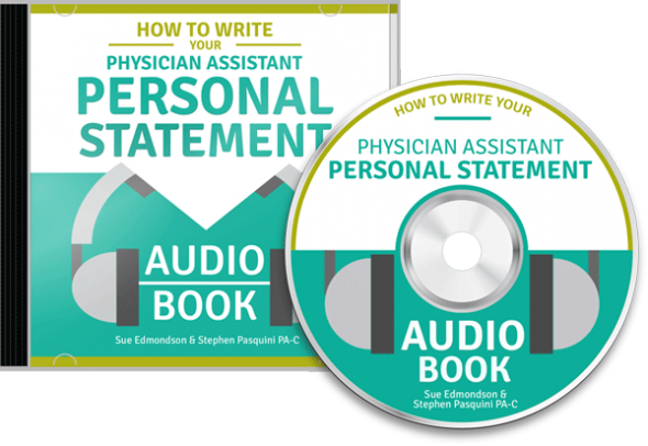 writing a physician assistant personal statement