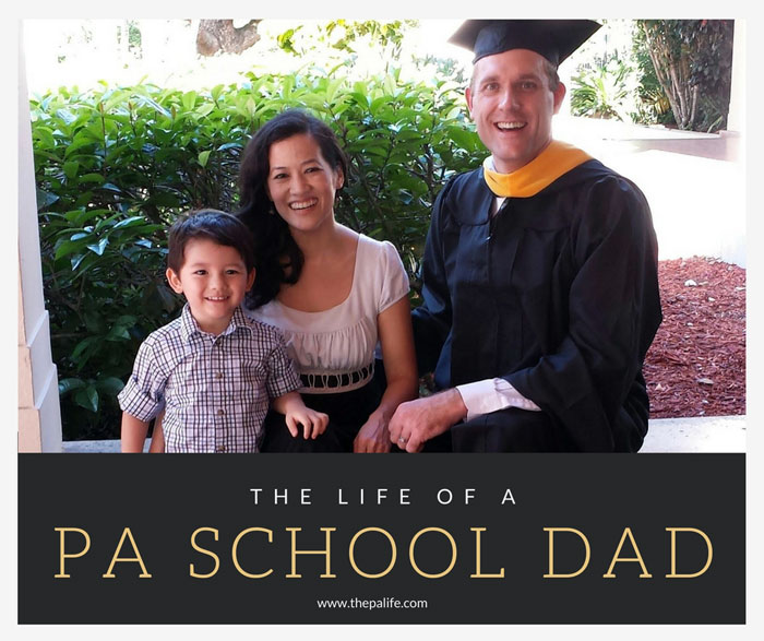 how to survive pa school as a dad  advice from a pa school