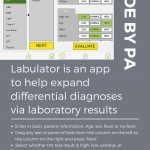 Made by PA: Labulator is an app to help expand differential diagnoses via laboratory results