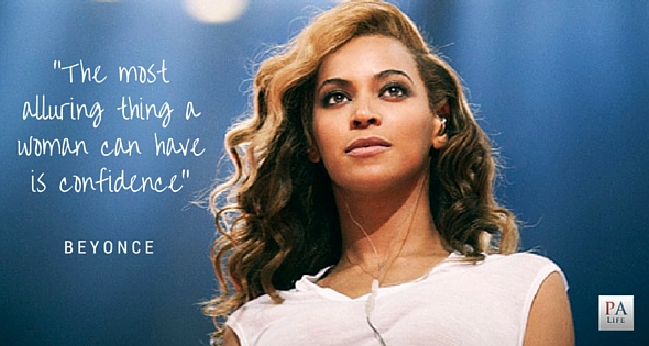 Beyonce PA Quotes