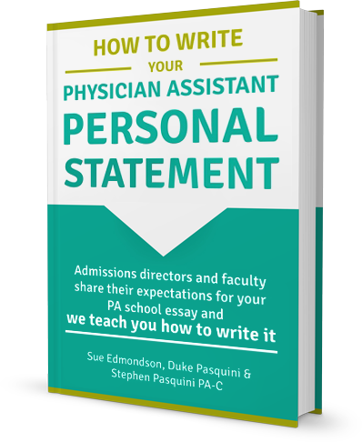 How to Write Your Physician Assistant Personal Statement