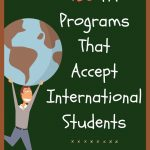 165 US PA Programs That Accept International Students
