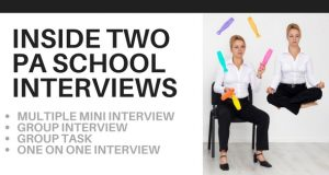 a look inside two pa school interviews - Physician Assistant Interview Questions For Physician Assistants With Answers