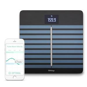 Withings Body Cardio - Heart Health and Body Composition Wi-Fi Scale