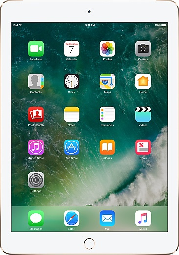 Apple iPad Air 2, 9.7-Inch Retina Display 64GB