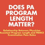 Does PA Program Length Matter?