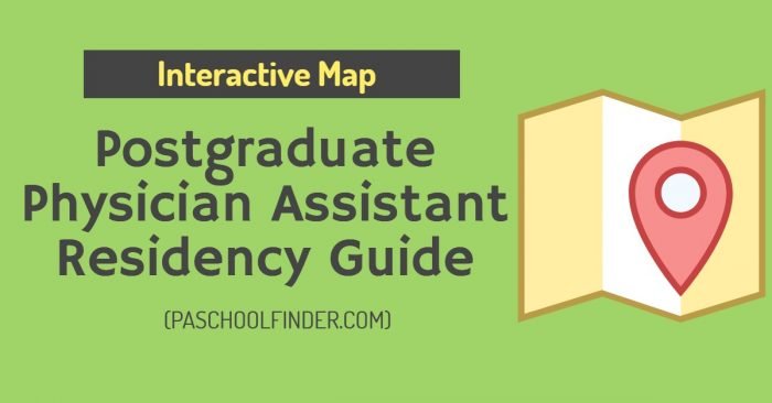Postgraduate Physician Assistant Residency Guide