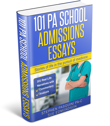 101 PA School Admission Essays
