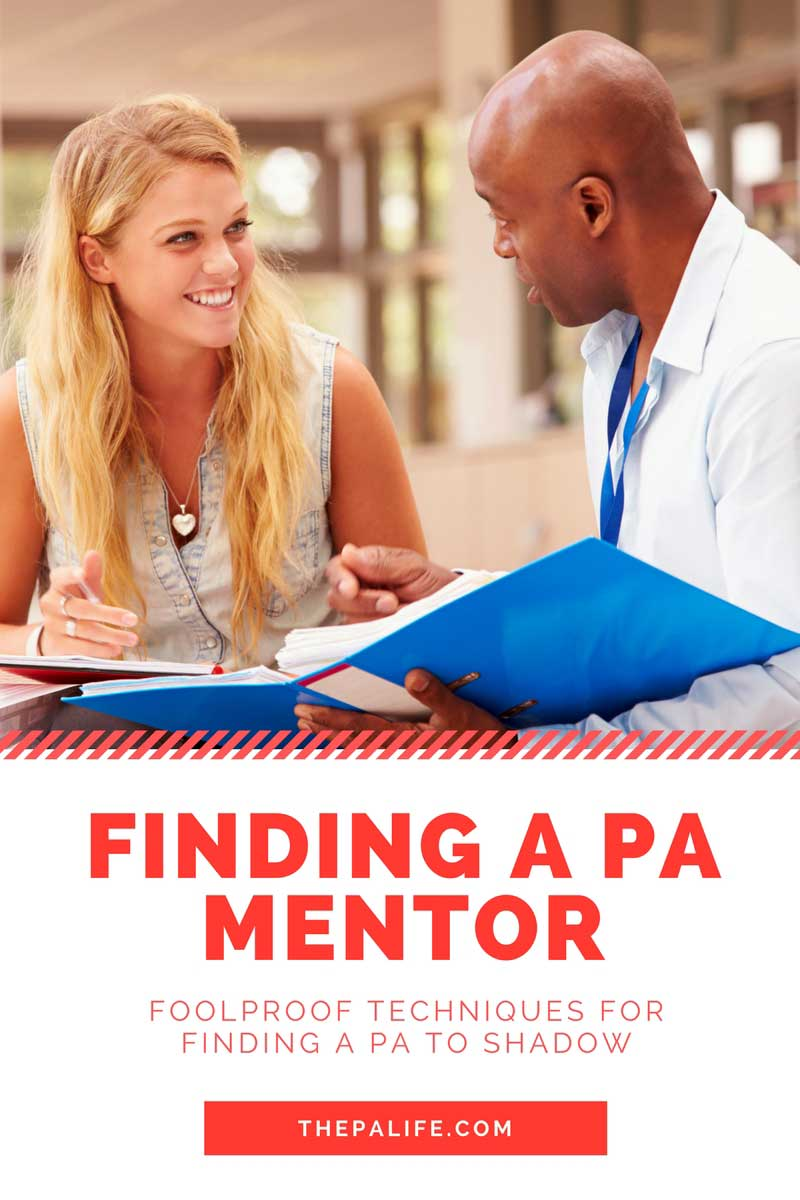 Finding a Physician Assistant to Shadow or Become a Mentor