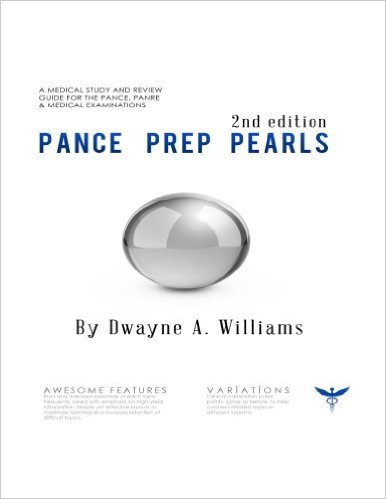 Pance Prep Pearls 2nd Edition 2nd Edition
