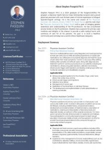 Stephen_Pasquini_visualcv_resume-1_Page_1-213x300 Job Application Cv Samples on letter format, sample words, print out, form for,