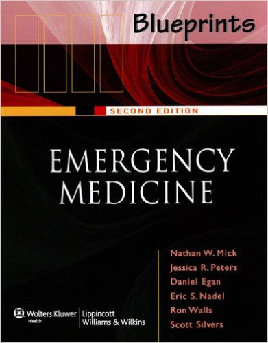 Physician assistant student the ultimate resource the physician blueprints emergency medicine atlas of emergency medicine malvernweather Image collections