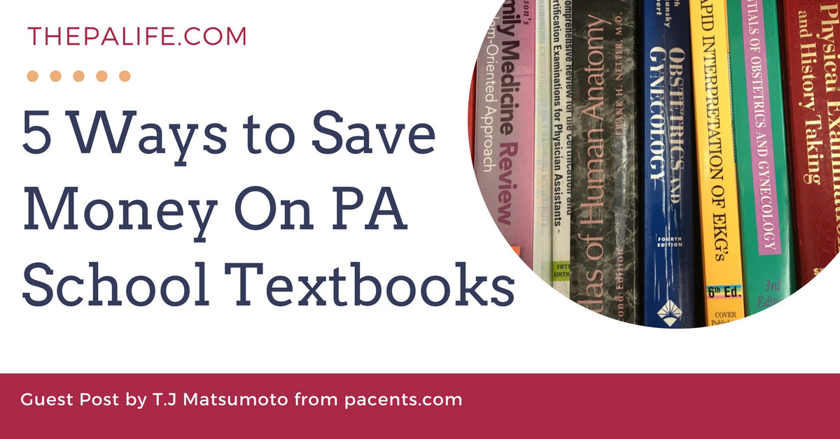 5 Ways To Save Money On Pa School Textbooks The