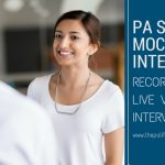 PA School Mock Interviews: Prepare With a Live, Recorded Video Interview