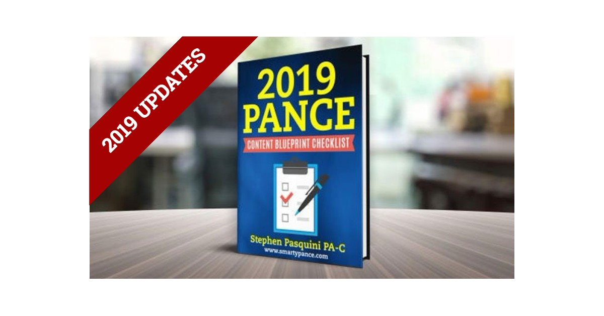 2019 nccpa pance content blueprint updates the physician assistant 2019 nccpa pance content blueprint updates the physician assistant life malvernweather Images