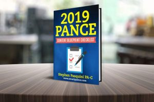 2019 PANCE Content Blueprint Updates