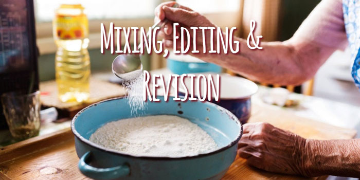 Mixing Editing and Revising Your PA School Personal Statement