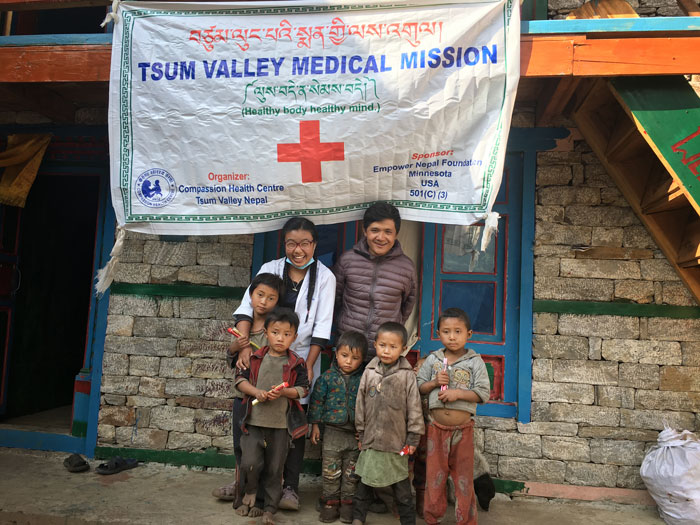 Tsum Valley Medical Mission