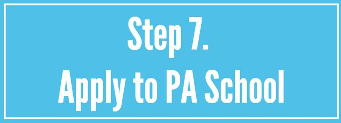 Apply to PA School