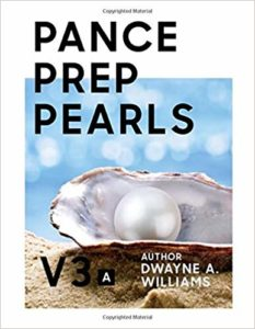 PANCE PREP PEARLS V3A - BEST PA SCHOOL REVIEW BOOKS