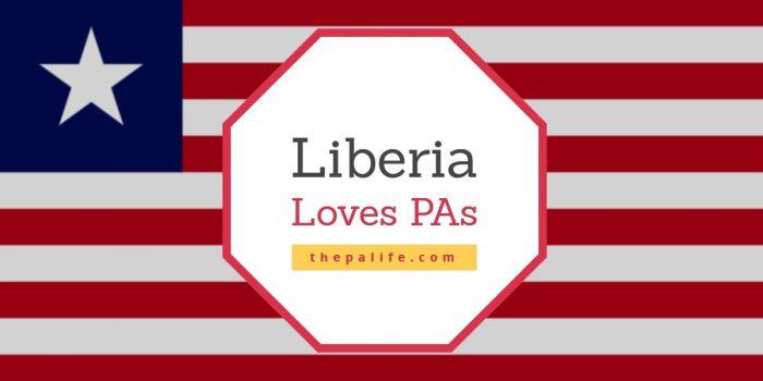 Liberia Loves PAs